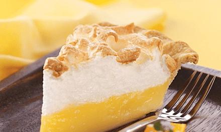 Recipe: End of Summer Florida Citrus Meringue Pie