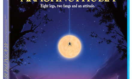 ARACHNOPHOBIA Movie on Blu-ray Review – Eight Legs, Two Fangs in HD