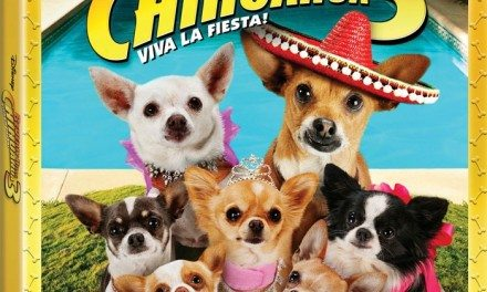 BEVERLY HILLS CHIHUAHUAS 3: VIVA LA FIESTA Is G-rated Fun