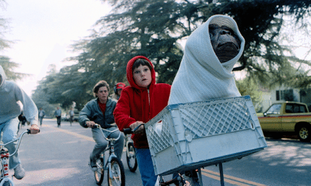 E.T. THE EXTRA-TERRESTRIAL is HOME on Blu-ray or DVD
