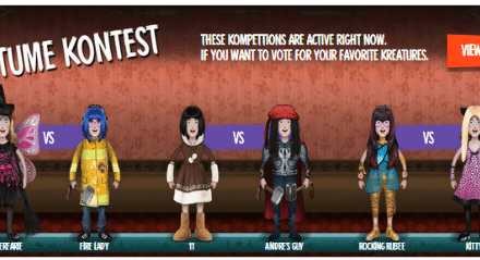 Kmart Kostume Kreator – Create Your Own Virtual Halloween Costume
