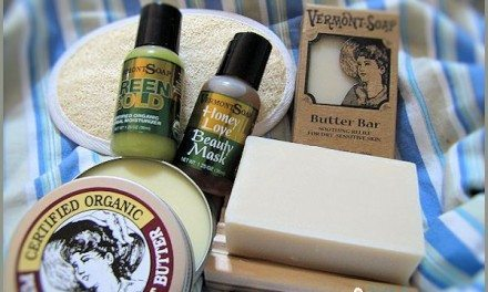 Vermont Soap Organic Anti-Aging Kit Makes a Great Gift!