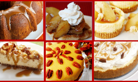 Six Best Caramel Apple Recipes – Cake, Cheesecake, and Pastry