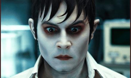 DVD and Blu-Ray: DARK SHADOWS Starring Johnny Depp