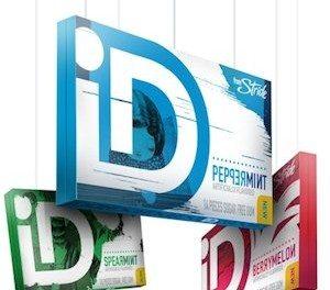 Review: Stride iD Gum Refreshing Gum in Unique Art Packages #idgum