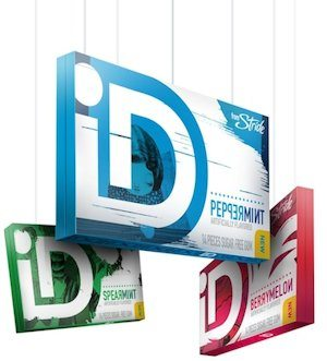 New iD Gum, a mashup of flavors