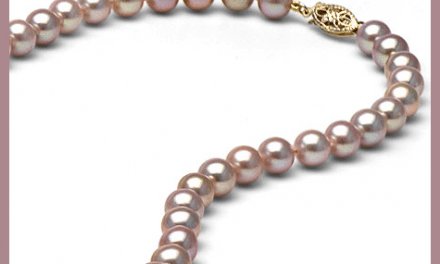 Freshwater Lavender Pearl Necklace – A New Classic Color