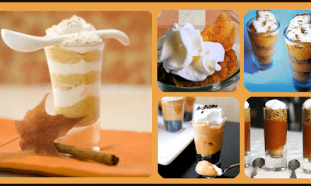 Recipe: Six Sweet Pumpkin Pie Shooter Recipes for the Holidays