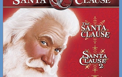 Movies: THE SANTA CLAUSE Movie Collection on Blu-ray