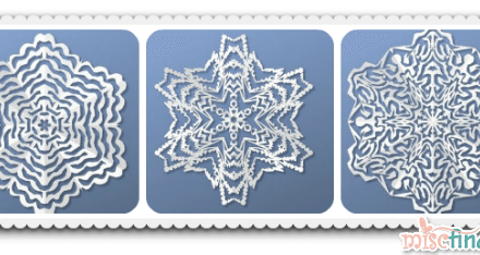 Crafting: Free Online Virtual Snowflake Creator Flash Program