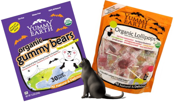 YummyEarth Halloween Candy - Horror-free Sweets