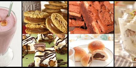 12 Recipes for Leftover Halloween Candy Baking