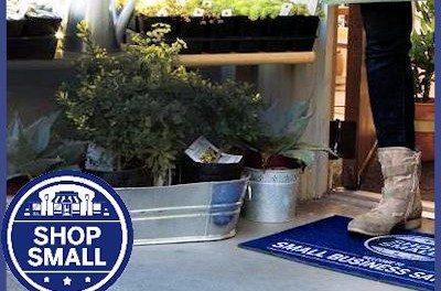 Ready, Set, -Shop! Small Business Saturday November 24th #SmallBizSat #spon