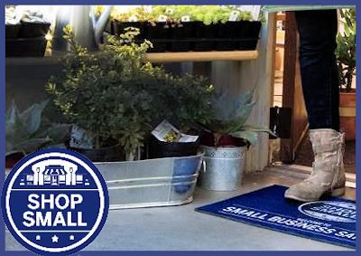 Shop Small - Small Business Saturday Shopping