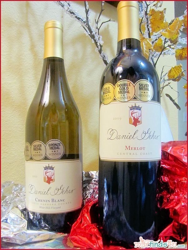 Our December 2012 California Wine Club Delivery