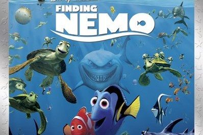 3D Movie Reviews: Disney Pixar 3D New Release – Finding NEMO