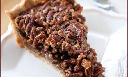 Recipes: Easy Homemade Pecan Pie Recipe