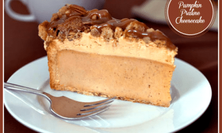 Review: Eli's Cheesecake – Gourmet Pumpkin Praline Perfection