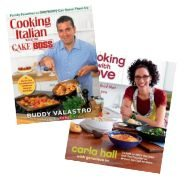 Gift Suggestions: Celebrity Chef Cookbooks For Your Favorite Foodie