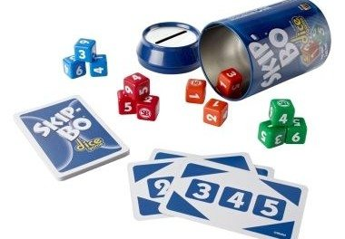 Stocking Stuffer Ideas: Mattel Dice Games for the Whole Family