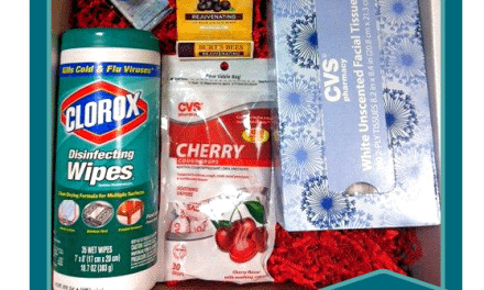 Clorox Flu Prevention and Cold Care Kit