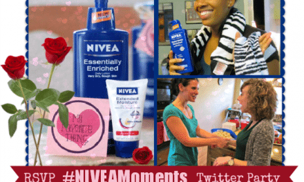 Treat Your Skin and Your Heart! NIVEA Twitter Party 2/7/13 #NIVEAMoments #CBIAS