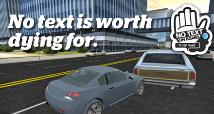 It Can Wait: Pledge to NEVER Text and Drive – Scosche CellControl System