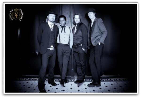 Vintage Trouble - Photo by Lee Cherry