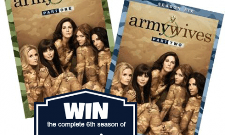 TV: ABC Studios Releases ARMY WIVES Season 6 on DVD