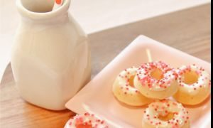 Recipes: Baked Mini Buttermilk Doughnuts Recipe with Lemon Glaze