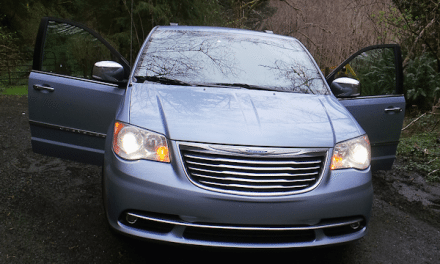 Chrysler 2013 Town and Country Minivan – Final Thoughts
