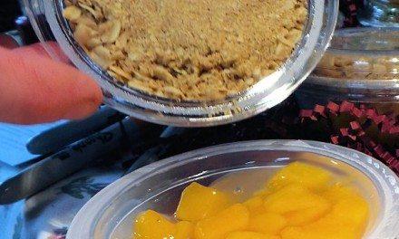 Quick Fix Snack : DOLE Fruit Crisp in Apple, Pear, and Peach