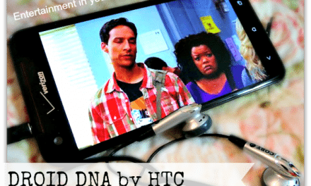 Verizon Droid DNA from HTC Smartphone  #VZWBuzz