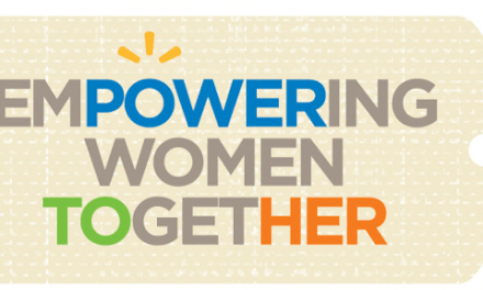 Walmart Empowering Women Together Worldwide Sponsored