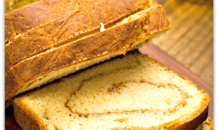 Recipes for Sweet Potatoes: Cinnamon Swirl Bread
