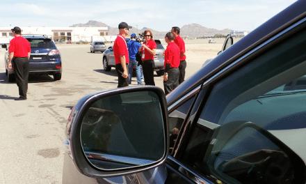 Car: Bridgestone Your Time to Perform and Drive Event #Bridgestone