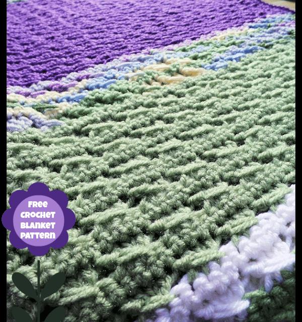 Crochet How To: Enlarging Patterns – Free Kids Afghan Pattern