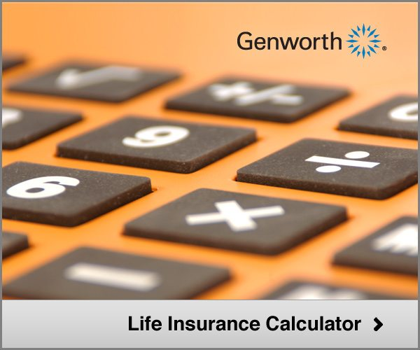 Life Insurance Calculator - Two Questions to find out how much and what type you need