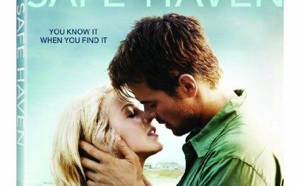 Movies: SAFE HAVEN on DVD and Blu-Ray