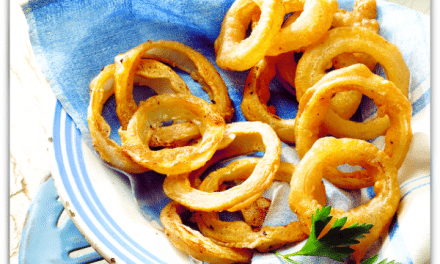 Recipes for Onions: Best Onion Ring Recipe