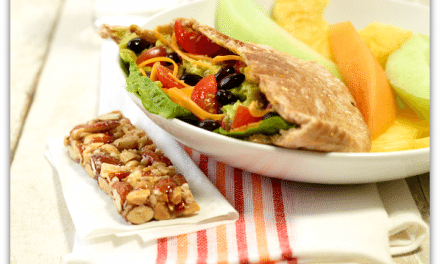 Recipes for Black Beans – Beans and Guacamole Pitas