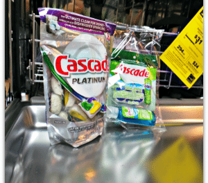 Cascade Platinum Update and Contest Information #MyPlatinum Ad