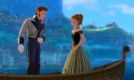 Disney FROZEN Movie in Theaters 11/27