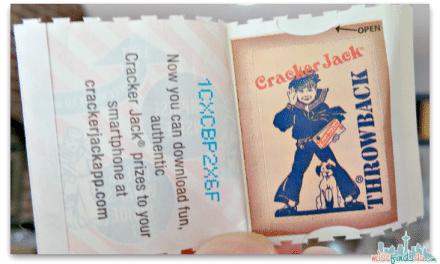 Two NEW Cracker Jack Popcorn Flavors