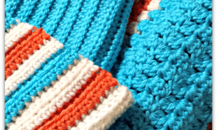 Color Combinations – Use Crochet Stitches to Change the Look