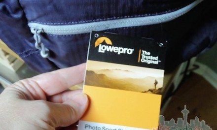 Lowepro Photo Sport Shoulder Travel-Friendly Camera Bag