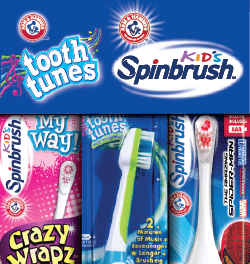 Twitter Party RSVP $175 in Prizes #Spinbrush4Kids 7/18  #shop #cfk