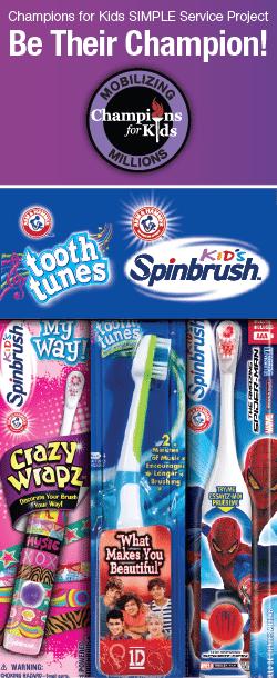 Spinbrush4Kids