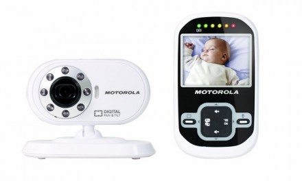 Motorola MBP26 Video Monitor – Baby Watching Made Easy