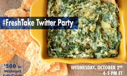 Kraft Fresh Take Family Meals Twitter Party RSVP 10/2 4pm ET
